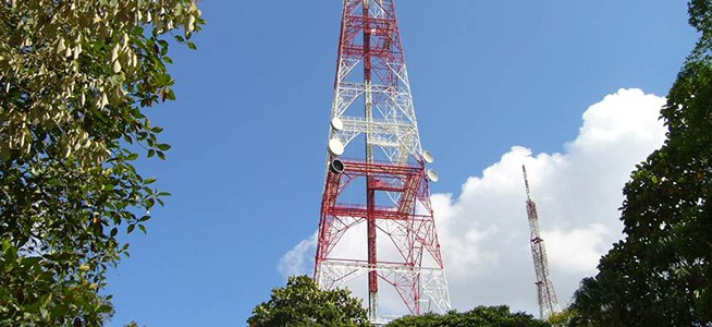 Project: Bukit Batok Transmittion Tower